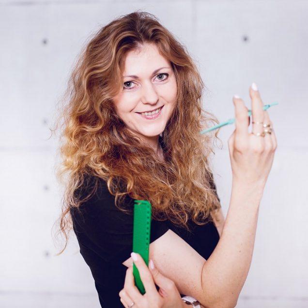 Agnieszka fryzjerka